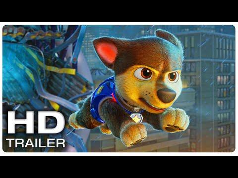 """PAW PATROL The Movie """"Paw Patrol Jail Break"""" Trailer (NEW 2021) Animated Movie HD"""