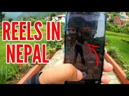 REELS SHOOTING IN NEPAL || TRAVEL VLOG || NEPAL VLOG || TIBETAN VLOGGER || TIBETAN YOUTUBER