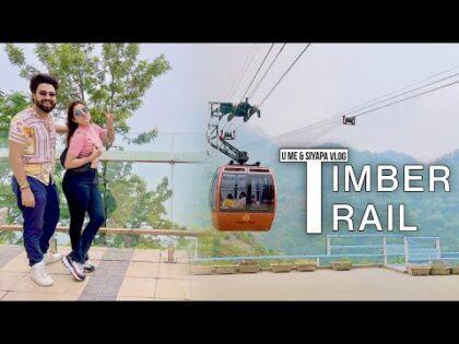 TIMBER TRAIL PARWANOO || RESTY KAMBOJ || NEHA BAGGA || UME&SIYAPA VLOGS || TRAVEL VLOG