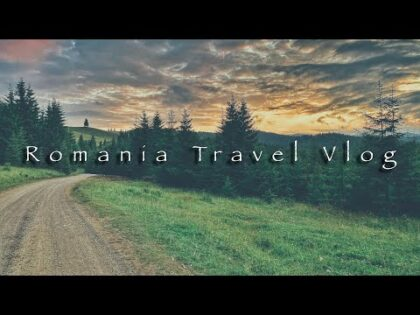 🇷🇴 Travelling in Romania // Daily life travel vlog
