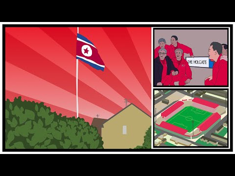 How North Korea and Middlesbrough Became Unlikely Football Friends