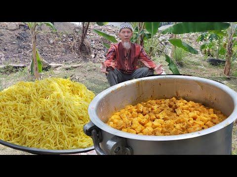Resepi Mee Kari Special Tokwan   Curry Mee Special Malaysian Food Recipe   Anak-anak Yatim & Asnaf