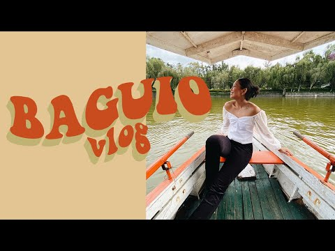 QUICK ROAD TRIP TO BAGUIO 🚗  Travel Vlog ft. the Bernos siblings | Ayn Bernos