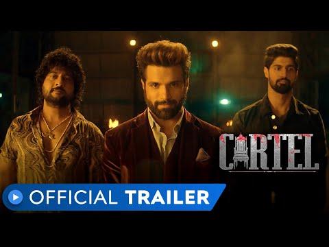 Cartel | Official Trailer | Supriya Pathak, Rithvik Dhanjani & Tanuj Virwani | MX Player