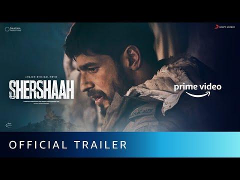 Shershaah – Official Trailer | Vishnu Varadhan | Sidharth Malhotra, Kiara Advani | Aug 12