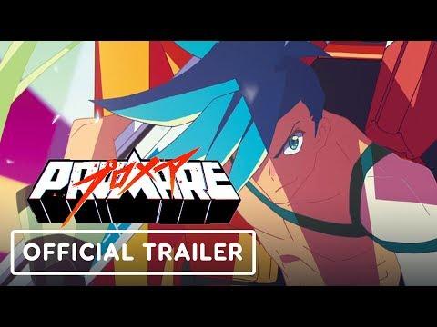 Promare – Official Movie Trailer (English Sub)