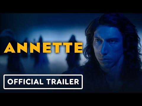 Annette – Official Final Trailer (2021) Adam Driver, Marion Cotillard