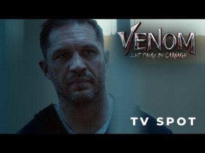 "VENOM: LET THERE BE CARNAGE – ""Crime"" TV Spot"