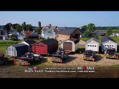 The Barn Yard Big E 2021 TV Commercial