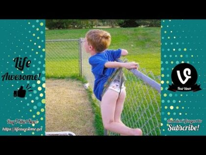 Can You Try Not To Laugh When Watch This Funny Videos? | LIFE AWESOME