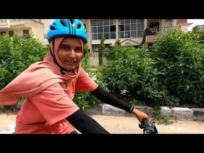 ഈ തീരുമാനം തെറ്റോ ശരിയോ 🤔🤔 | Sahla Parappan | K to K Cycling | Travel Vlogs