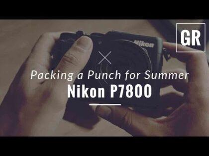 Nikon COOLPIX P7800 12.2MP Digital Camera Review – Gadget Review