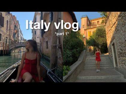 TRAVEL VLOG | Wenecja i Werona