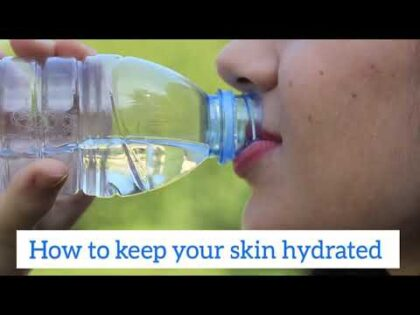 skin care #health #beauty #oily #pimple #sensetive how to keep your skin Hydrate