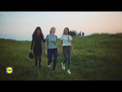 TV Spot | Esmara X Glamour | Lidl lohnt sich