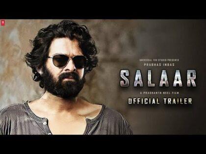 SALAAR Official Trailer | Prabhas | Shruti Haasan | Jagapathi Babu | Prashanth Neel