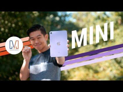 iPad mini Review: My new FAVORITE iPad