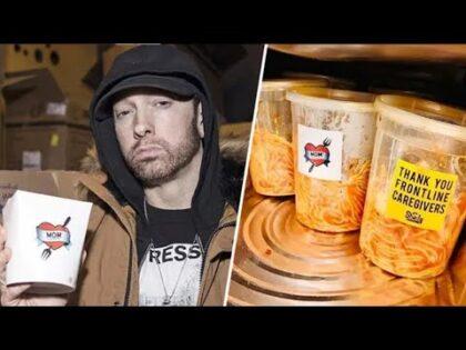 """Eminem – """"Mom's Spaghetti"""" TV commercial (09/24/2021)"""