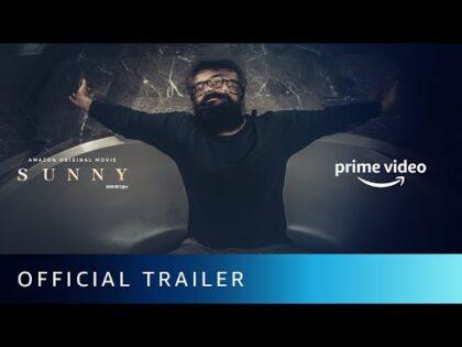 Sunny – Official Trailer | Jayasurya | Ranjith Sankar | New Malayalam Movie 2021| Amazon Prime Video