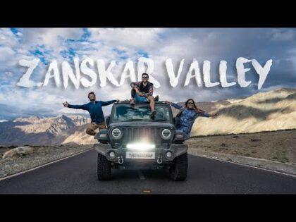 ZANSKAR VALLEY – Where The Roads End | Zanskar Travel Vlog – 1