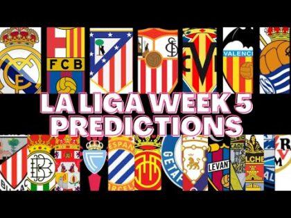 LA LIGA PREDICTIONS,SPAIN LA LIGA PREDICTIONS,SPANISH LA LIGA PREDICTIONSLA LIGA 2021/22 PREDICTIONS