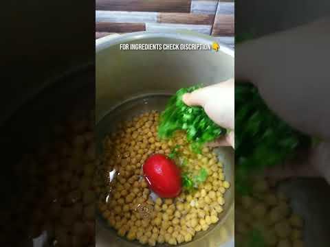 ASMR:Channa Masala Recipe | EasyChanna Masala Recipe | Spicy Food Recipe | ASMR COOKING | ERSA ASMR