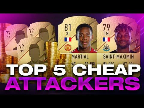 Top 5 CHEAP META BEASTS in Each League on FIFA 22 (ATTACKERS) BPL, SERIE A, BBVA, LIGUE 1 – FIFA 22