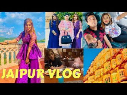 Going To Jaipur | Maine Badla Le Liya | TRAVEL VLOG | Samreen Ali Vlogs