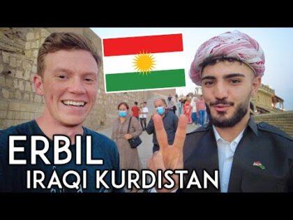 First Impressions of ERBIL, IRAQI KURDISTAN | Iraq Travel Vlog